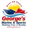 George's Marine & Sports logo