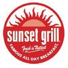 Sunset Grill Restaurant logo