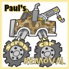 Pauls Scrap Car Removal logo