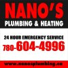 Nano's plumbing & heating ltd logo