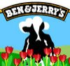 BEN & JERRY'S logo