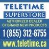 Teletime T V Audio Superstore logo