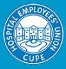 Hospital Employees Union logo