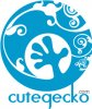 CuteGecko logo