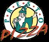 Presto Pizza logo