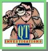 Q T INVESTIGATIONS logo