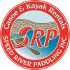 Speed River Paddling logo