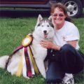 Sylvia Gottschalk, CTB.ccs - Owner & Her Dog