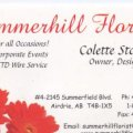 Summerhill Florist Ltd. - Image #1