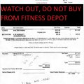 DO NOT BUY 10-02-22 - Iviva 7000 Elliptical 4yr plan