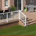 HTR Duradek - Aluminum Picket Deck Railings