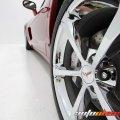 Final details on this Corvette Grand Sport