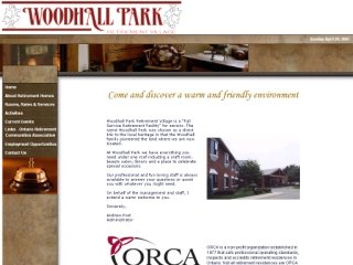 Woodhall Park Retirement Village, 10250 Kennedy Road , ON, Brampton