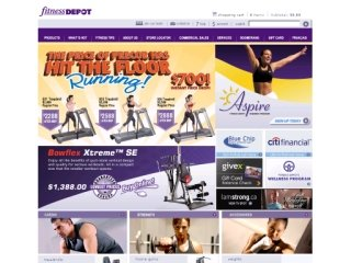 Fitness Depot, 90 Saunders Rd #2 , ON, Barrie