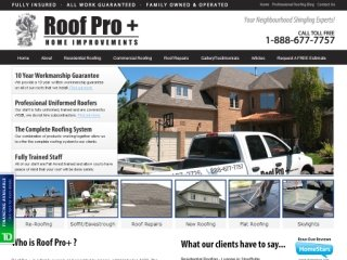 Roof Pro + , ON, Newmarket