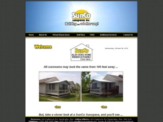Sunco Sunspaces, 260 Inglenook Rd. , MB, Headingley