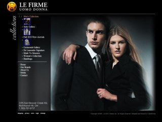Le Firme Luxury Italian Menswear, 95 East Beaver Creek Road , 3, ON, Richmond Hill