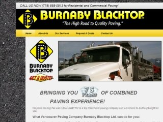 Burnaby BlackTop, 7644 Joffre Ave , BC, Burnaby