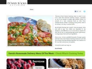 David Sacks Catering , QC, Montréal