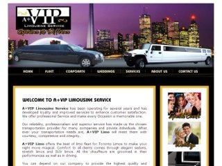 A+VIP Limousine Service , ON, Toronto