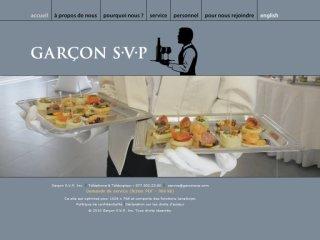 Garcon SVP, C.P. 524, Succursale St-Jacques , QC, Montréal