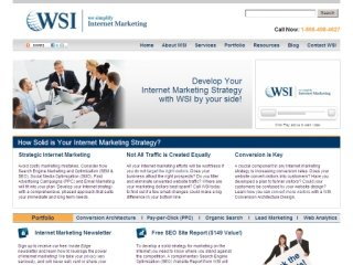 WSI Marketing Strategy, Potton Quebec , QC, Montral