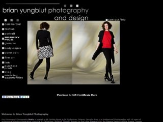 Brian Yungblut Photography, 46 Carlisle St , ON, St Catharines