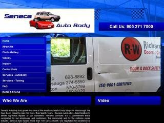 Seneca Auto Body, 1109 Seneca Ave , ON, Mississauga