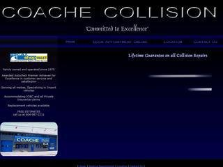 Coache Collision Ltd, 1172 3rd St W , BC, North Vancouver