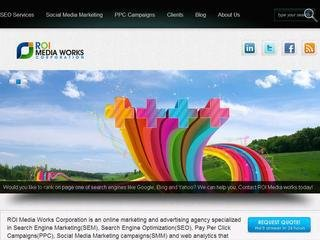 ROI Media Works Corporation, PO Box: 3342 , BC, Kamloops