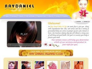 Ray Daniel Salon &amp; Spa, 500 Rexdale Blvd , ON, Etobicoke