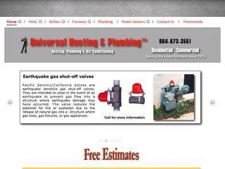 Universal Heating Ltd, 12860 CLARKE PLACE , 150, BC, Richmond