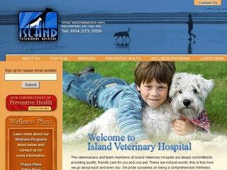 Island Veterinary Hospital , 10100 Westminster Hwy , BC, Richmond