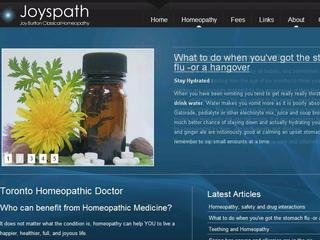 Joy Burlton Classical Homeopath, 2221 Yonge St.  , suite 504, ON, Toronto
