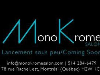 monokrome salon, 78 rachel Est , QC, Montral