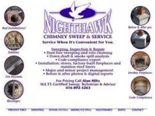 Nighthawk Chimney Sweep & Service, 180 Gowan Avenue , ON, Toronto