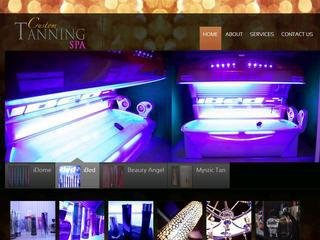Custom Tanning Spa, 9730 Dufferin St. , 5, ON, Vaughan