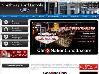 Northway Ford Lincoln, 388 King George Road , ON, Brantford