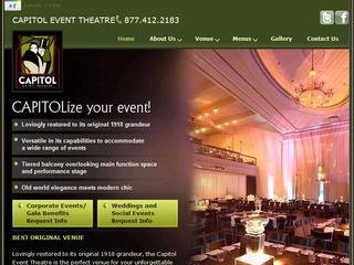 Capitol Event Theatre, 2492 Yonge St. , ON, Toronto