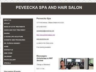 peveecka spa, 177 First Avenue , ON, Ottawa