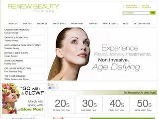 Renew Beauty Med Spa, 1020 Johnsons Ln. , ON, Mississauga