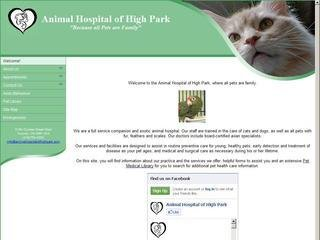 Animal Hospital of High Park, 3194 Dundas Street West , ON, Toronto