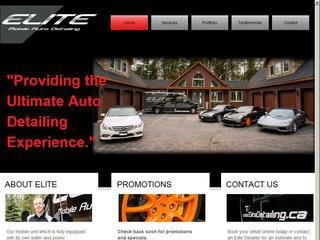 Elite Mobile Auto Detailing , ON, Etobicoke