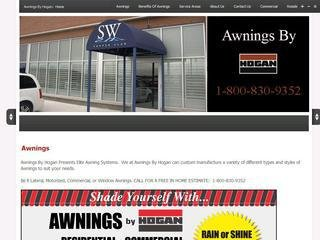 Awnings by Hogan, 23 HURST DR. , ON, Barrie