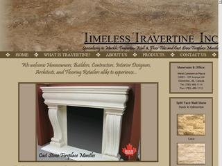 Timeless Travertine Inc., 18053-107 Avenue , AB, Edmonton
