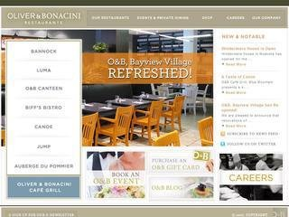 Oliver &amp; Bonacini Cafe Grill, 2901 Bayview Avenue , Bayview Village, ON, North York