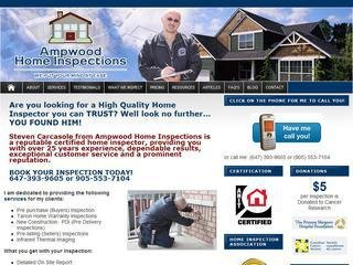 Ampwood Home Inspections , ON, Woodbridge