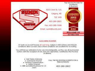 Sunik Roofing, 8223 31 St. se , AB, Calgary