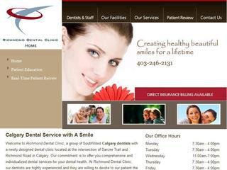 Richmond Dental Clinic, 5255 Richmond Road SW  , Suite 240, AB, Calgary
