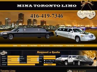 Mina Toronto Limo, 55 Hallcrown Place , ON, North York